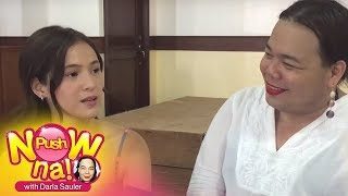 Push Now Na Exclusive: Barbie Imperial shares how she snagged the lead role in Araw Gabi