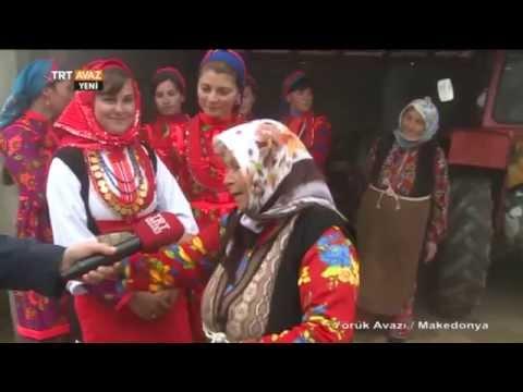 Yörük Avazı (Makedonya) - TRT Avaz