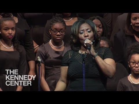 Washington Performing Arts Gospel Choir - Millennium Stage (February 27, 2018)