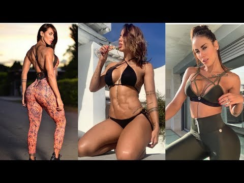 AMAZING Colombian FITNESS GIRL - Sonia Isaza