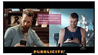 Pubblicità - Eurosport Player - 2018