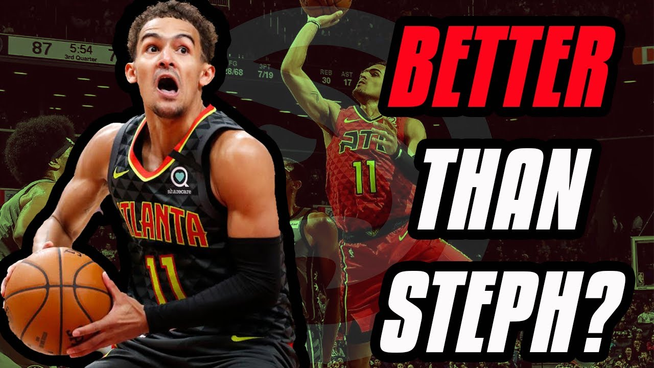 How Good Is Trae Young's Shooting? | Trae Young's Potential To Be The GREATEST Shooter In The League