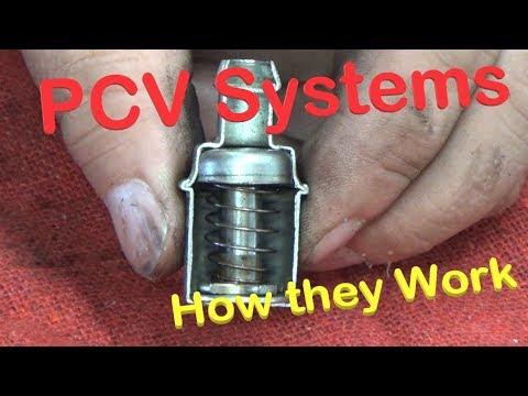 PCV Systems - How They Work