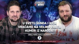 AKTUELNO: Kruševac Geto - U svetu šunda i kiča vraćamo humor iz naroda na velika vrata! (31.12.2019)