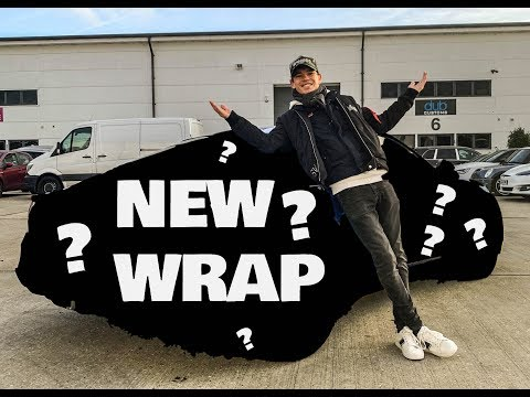 YOU WON'T BELIEVE THIS! | Wrap Unveil Alpine A110