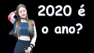 2020 VAI SER O ANO DO BLACKPINK?