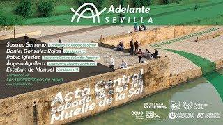 Acto central de campaña en Sevilla