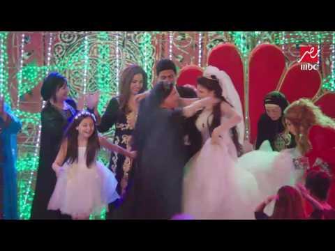 مشهد فرح ناصر على شهد | مسلسل الاسطورة