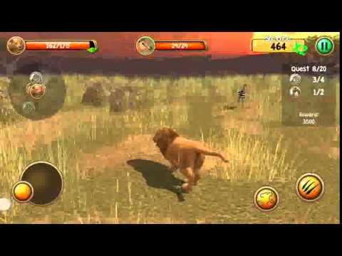 симулятор льва на андроид скачать - фото 10