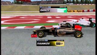 F1Race Temporada 2011 GP España