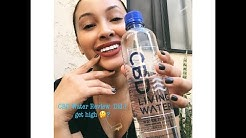 CBD Water Review. Did I get high?