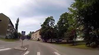 Helsinki Metsäpurontie alusta loppuun