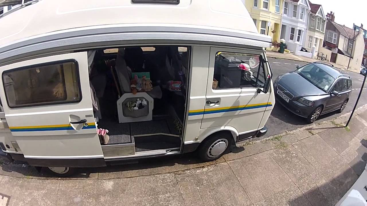 ad6b39de0e Westfalia Florida VW LT 1 packed and ready to go! - YouTube