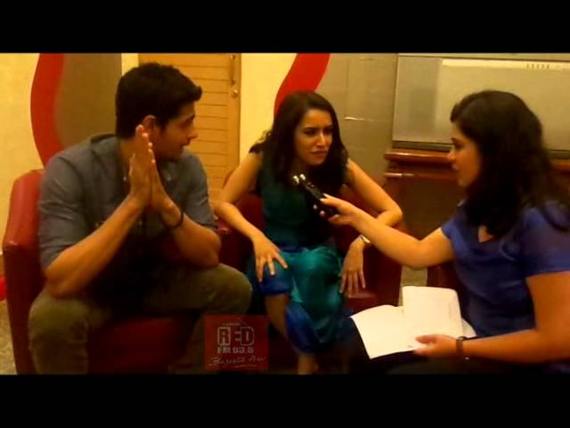 RJ Ridhi interview with Ek Villain!!