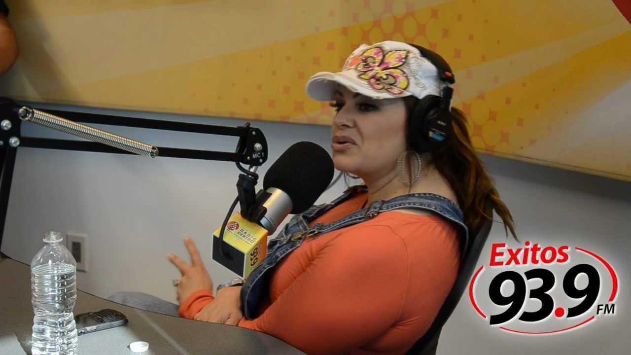 Entrevista Con Jenni Rivera En Exitos 939 Youtube