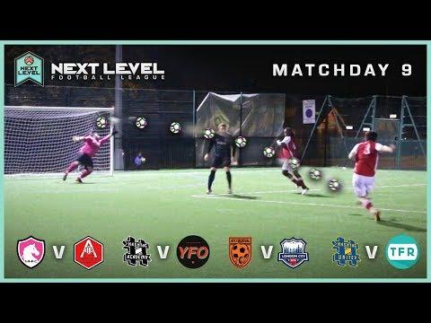 TOP OF THE TABLE CLASH! | NEXT LEVEL FOOTBALL SEASON 2