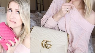 that time I lost a Chanel bag... & all about my NEW Gucci
