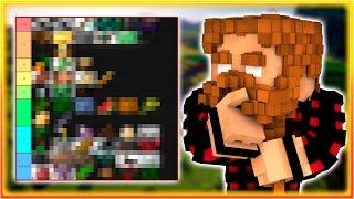 TIER LIST Granjas de Minecraft - Minecraft - Granjas segun importancia