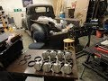 53 Chevy shop truck, 454 Big Block Engine Assembly Started!
