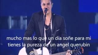 Luan Santana - Tudo que voce quiser - ESPAÑOL letra