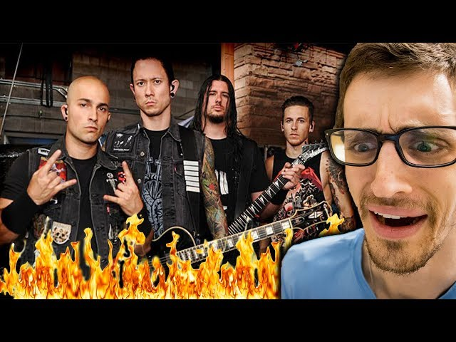 Hip-Hop Head's FIRST TIME Hearing TRIVIUM: Anthem REACTION