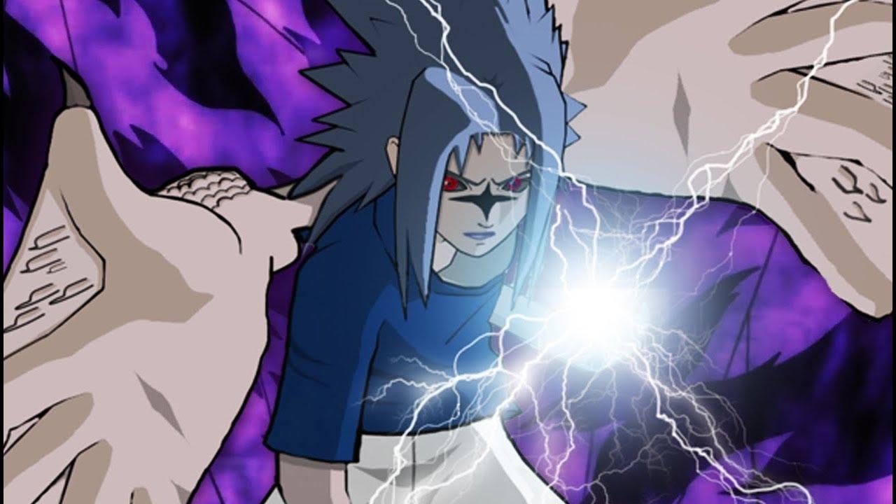 cursed mark sasuke lvl