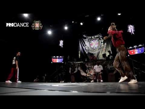 Troy Dat Boi vs Tamara   HOUSE   SEMI FINAL   UK BBOY CHAMPIONSHIPS 2017