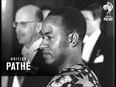 President Nyerere Visits Holland (1965)