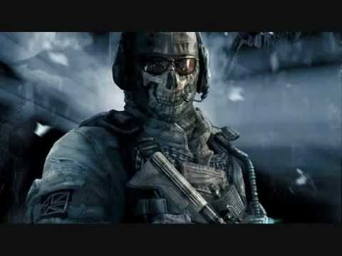 Call of duty Modern Warfare 2-Ghost's and Roach Death Music