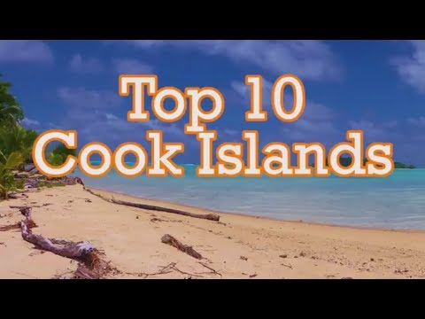 Cook Islands top 10 things to see & do