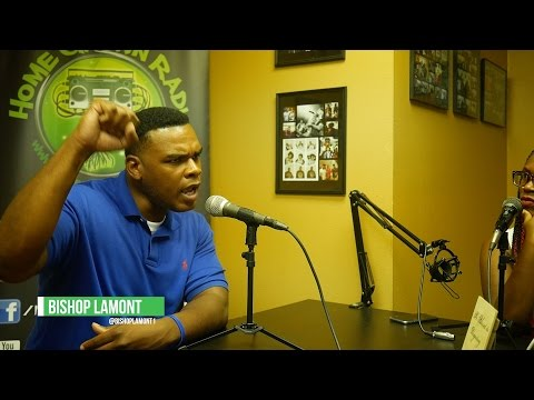"""BISHOP LAMONT on Current Relationship with Dr. Dre & Journey Behind """"The Reformation"""""""