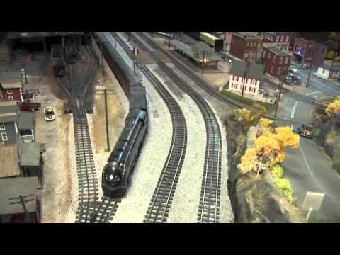 O Scale (3 Rail) – Cumberland & Appalachian