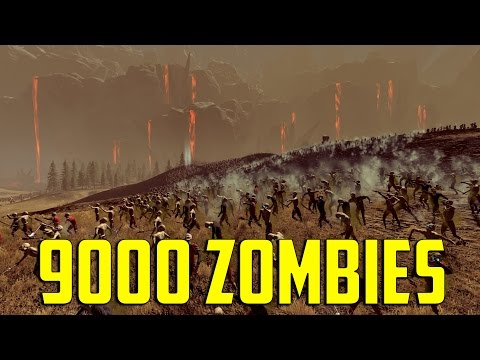 "Total War - Warhammer ""9000 Zombies"" 