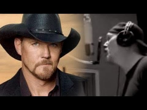 TRACE ADKINS  I Can't Outrun You from album X