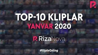 #TOP10 Kliplar #Yanvar2020 #RizaNova
