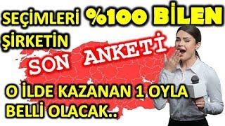 2019 yerel seçimi Eskişehir, Balıkesir, Hatay son anketi! Cumhur ittifakı İYİ Parti Ak Parti CHP oyu