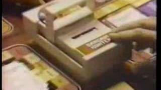 80s *Bargain Hunter* Board Game Commercial