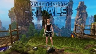 Rock Climbing, Jet Skiing, and Bowling - Kinect Sports Rivals Gameplay