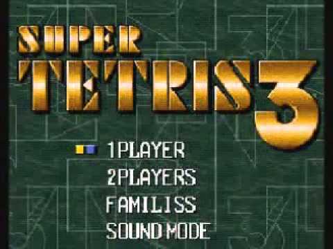 Super Tetris 3 Technotris 10 Hours