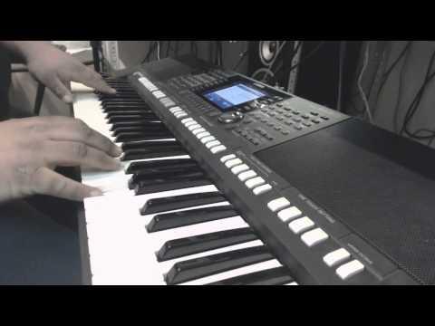 Glücksrad MUSIK mit Keyboard