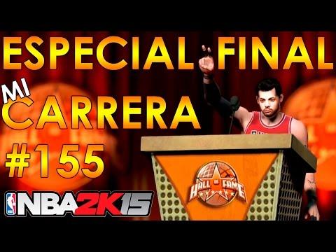 NBA 2K15 - ESPECIAL Final de Mi Carrera #155