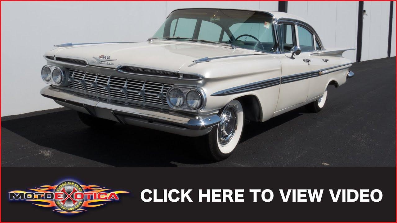 1959 Chevrolet Impala Sold