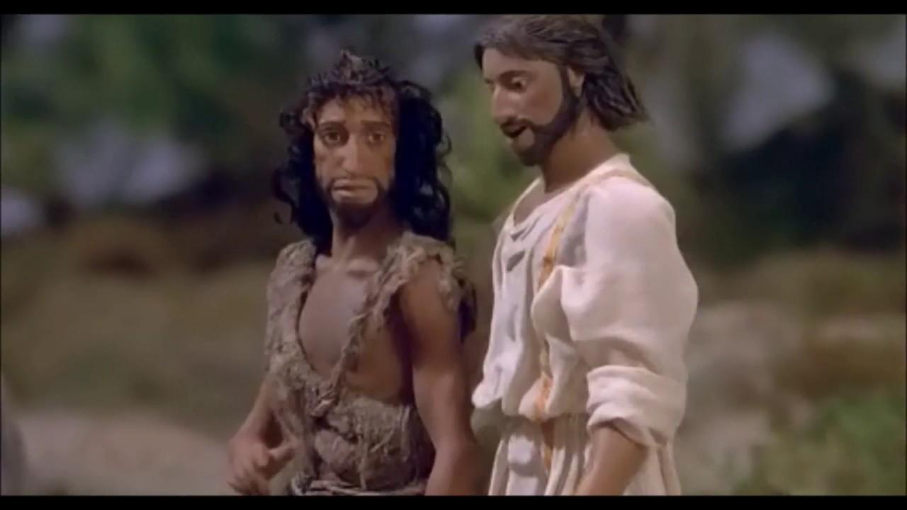 Concurso Conocemos A Jesús 01 Predicación De Juan Bautista Y Bautismo De Jesús En El Jordán Youtube