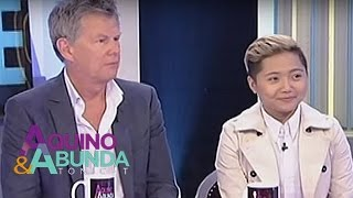 What did Charice learns from David Foster?