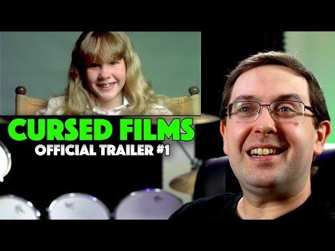 REACTION! Cursed Films Trailer #1 - Shudder Documentary Series 2020