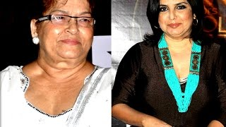 Saroj Khan Wants Farah To Apologize For Spoofing Her