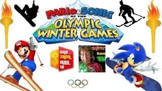 The 2014 WTZM-TV Winter Olympic Games! (Ice Hockey)