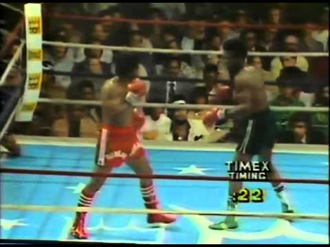 Roberto Duran vs Kirkland Laing (Upset of the Year 1982)