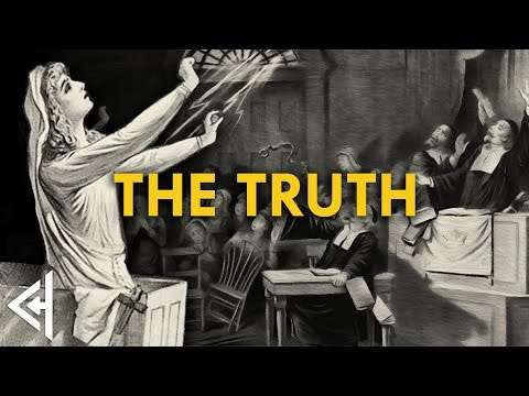 The REAL Cause of the Salem Witch Trials | Cool History