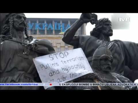 Vlasti BiH nemaju podatke o građanima BiH u ukrajinskim i proruskim jedinicama